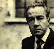 Celebrated Mexican writer, Juan Rulfo